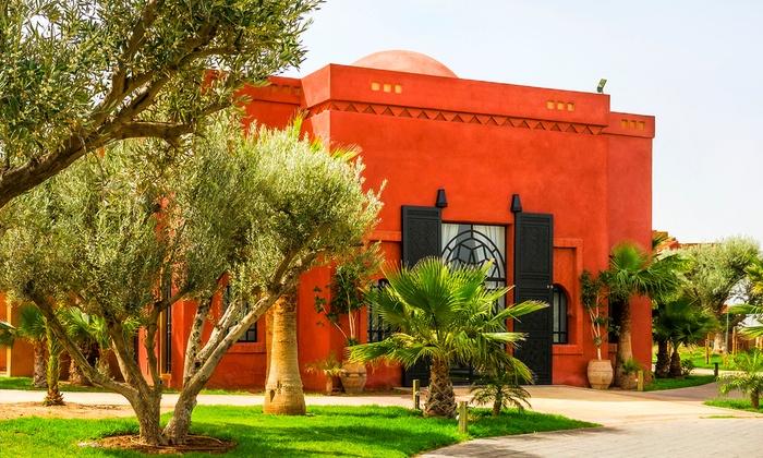 Le vizir center parc resort deal du jour groupon for Le jardin 32 route sidi abdelaziz marrakech 40000
