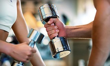 $29 for a One-Month Gym Membership to Can Do Fitness NJ ($99 Value)