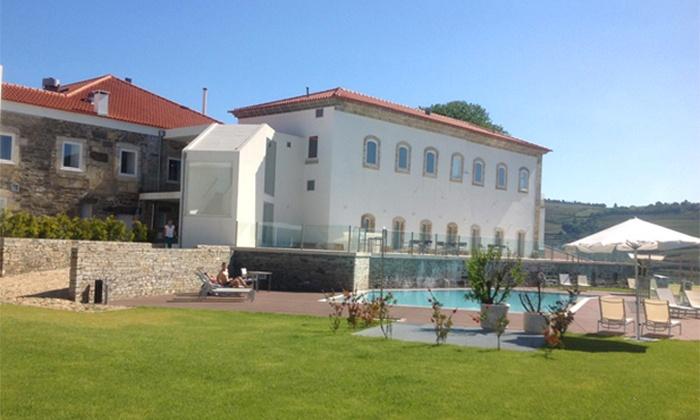 Água Hotels Douro Scala 5* — Douro: 1 ou 2 noites para dois em regime de meia pensão, spa e welcome drink desde 149€