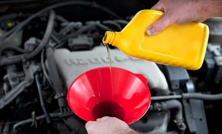$75 for an Auto-Maintenance Package at Hopkins and Southwest Firestone (Up to $209.94 Value). Two Locations Available.