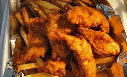 $10 for $20 Worth of Classic American Fare at Jay's Dee-Lux Taters