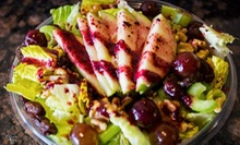 Two, Four, or Six Sandwiches or Salads at Lettuce for Life (Up to 54% Off)