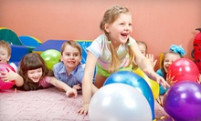 $175 for a One-Hour On-Location Children's Party for Up to 20 from JumpBunch ($325 Value)