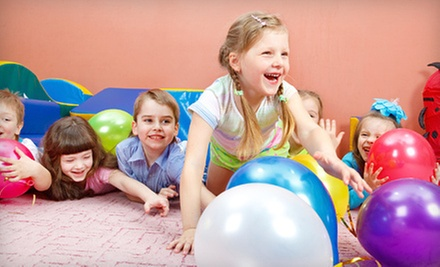 $175 for a One-Hour On-Location Childrens Party for Up to 20 from JumpBunch ($325 Value)