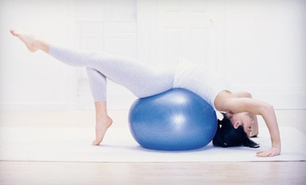 One or Two Months of Pilates or Core Barre Classes at The Pilates Garden and Personal Training Studio (Up to 83% Off)