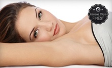Six Laser Hair-Removal Treatments on a Small, Medium, Large, or Extra-Large Area at Spa Catalina (Up to 78% Off)