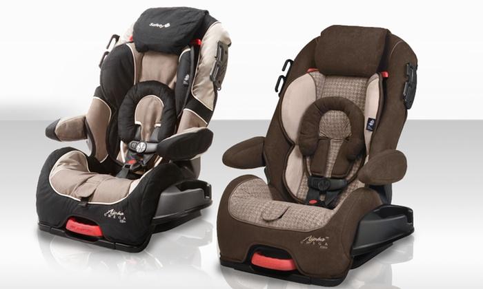 safety 1st alpha omega elite convertible car seat groupon. Black Bedroom Furniture Sets. Home Design Ideas