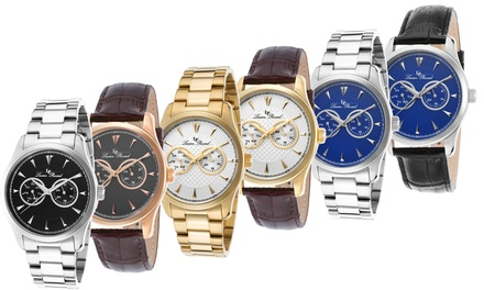 Lucien Piccard Stellar Men's Multifunction Watch Collection from $69.99–$79.99