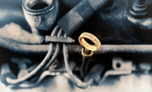 Two Regular or Synthetic Oil Changes with Inspections and Tire Rotations at Lucas Tire & Auto Care (Up to 81% Off)