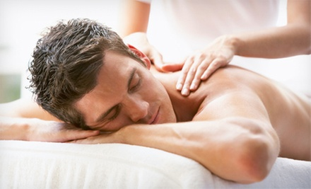 60- or 90-Minute Massage at Bodyworks By Bruce (Up to 54% Off)