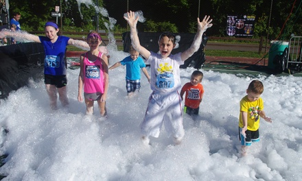 5K, 10K, or Fun-Walk Entry at 5K Root Beer Foam Fest on Sunday, September 13 (50% Off)