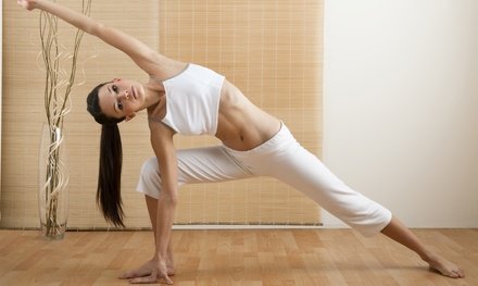 One or Two Months of Unlimited Yoga Classes at De La Sol Yoga (Up to 86% Off)
