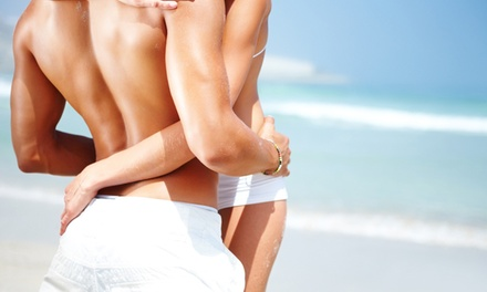 $255 for One Year of Laser Hair Removal on Three Areas at Deja Vu Spa (Up to $4,500 Value)