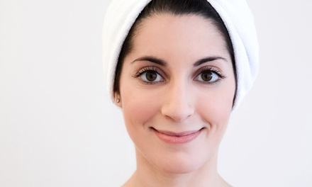 Eyebrow Tint and Wax or European Lash Lift at Salon Jolie (49% Off)