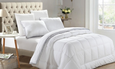 New Season Microgel Duvets and Duvet Sets with Pillows from $39.99–$84.99