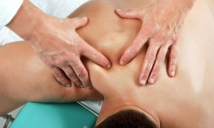$29.99 for a Chiropractic Exam with Two Adjustments from Adam Schmalenberger at Blue Ridge Chiropractic ($308 Value)