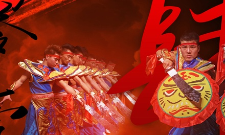 Cirque Shanghai: Warriors at Navy Pier's Pepsi Skyline Stage (Up to 63% Off)