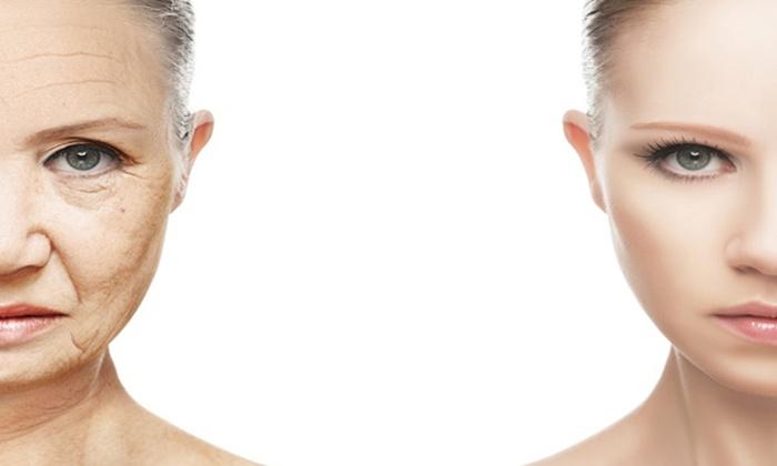 Как подтянуть кожу в домашних условиях видео