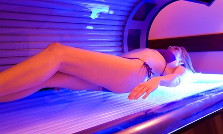 One Month of Unlimited Tanning in a Level 1, 2, or 3 Bed at Under the Sun Tanning (Up to 58% Off)