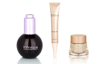 Infinique Wrinkle Corrector Serum, Eye Contour, or Pore Filler from $49.99 to $79.99