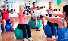 One- or Two-Month Gym Membership with Boot-Camp and Group-Fitness Classes at Strive Athletic Club (Up to 92% Off)