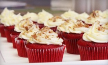 Made-from-Scratch Cupcakes or Cake at Sweet Retreat Boutique (Up to 56% Off)