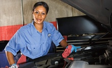 Auto-Maintenance Package with One or Three Oil Changes at Grecco Auto Service Center &amp; Quality Used Cars (Up to 65% Off)