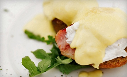 Brunch or Lunch for Two or Four at Steeples Bar and Grill (Up to 54% Off)