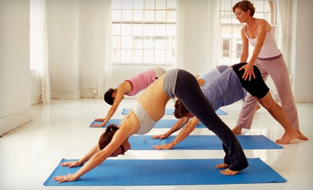 One or Three Months of Unlimited Yoga Classes at Jupiter Farms Yoga (Up to 77% Off)
