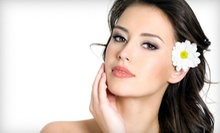 One or Three Facials at Rebekah Star Brow &amp; Facial Studio (Up to 70% Off)