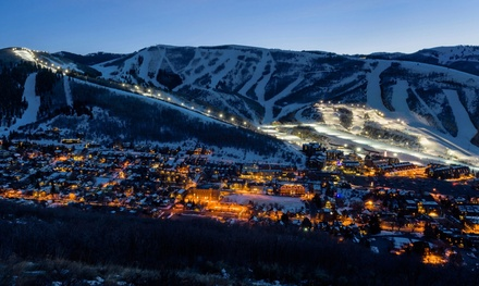 Stay at Park Regency Resort in Park City, UT. Dates Available into June.