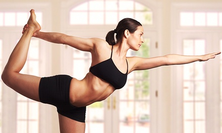 One Month of Unlimited Yoga Classes or 10 or 20 Classes at Jewel City Yoga (Up to 80% Off)