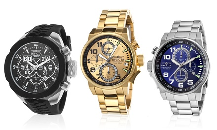 Invicta I Force Men's and Women's Watches