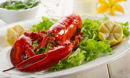 $30 for $50 Worth of Seafood, Sandwiches, and Flatbreads at Breakers Restaurant & Bar