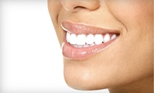 $139 for Zoom! Teeth Whitening with Consultation and Exam at Central Park Dental Office ($750 Value)