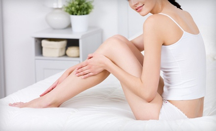 Six Laser Hair-Removal Sessions on a Small, Medium, or Large Area at Affinity Immediate Care (Up to 75% Off)