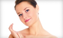 One or Three Microdermabrasions at Sanaya Threading and Skin Care (Up to 59% Off)