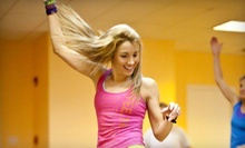 10 or 20 Evening Fitness Classes at Flair Fitness Studio (Up to 65% Off)