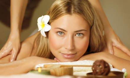 Swedish or Couples Massage Package at A Spa Thing (Up to 50% Off). Two Options Available.