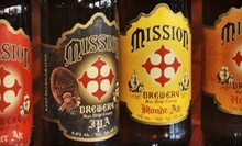Private Tasting and Tour for Two, Four, or Eight at Mission Brewery (Half Off)