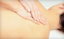 Two Weeks or One Month of Chiropractic Adjustments with a Massage at Live Well Chiropractic (Up to 62% Off)