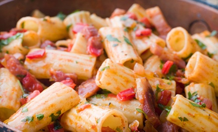 Italian Dinner for Two or Four at Caruso's (Up to 56% Off)