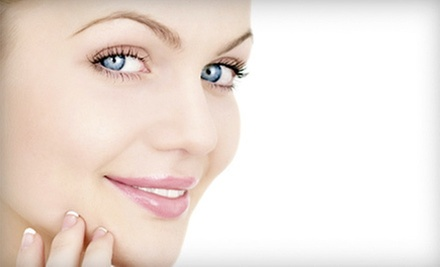 One or Three HydraFacials with LEDs at Forever Trim (Up to 74% Off)