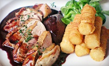 $15 for $30 Worth of Belgian Cuisine at Sur La Place