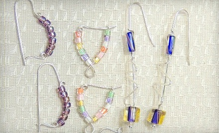 $29 for a 90-Minute Earring-Making Class at Brighton Beads & More ($60 Value)