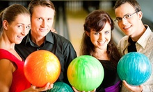Bowling and Soda for 6 or 12 at CJ's Willow Bowling Center (Up to 71% Off)