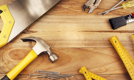 $29 for an Online DIY Home-Improvement Course from Skillsology ($299 Value)