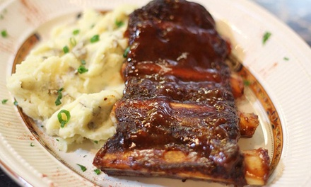 Barbecue for Lunch or Dinner at RavenswoodQ (Up to 48% Off). Three Options Available.