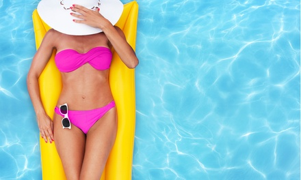 One, Two, or Three Brazilian Waxes or Three Eyebrow Waxes at Sugar Me (Up to 63% Off)