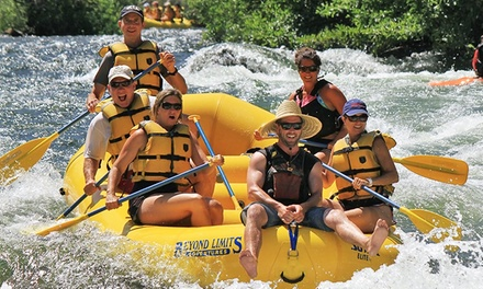 Upper South Fork River Trip with Lunch from American Rafting (Up to 46% Off). Two Options Available.